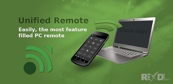 Unified Remote Full 3 14 2 APK for Android [Latest]