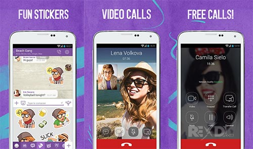 Viber Free Calls & Messages for Android