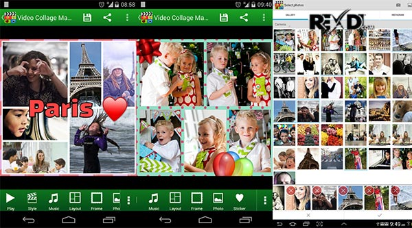 Video Collage Maker Premium Apk