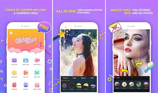 Video Maker Of Photos With Song & Video Editor Apk