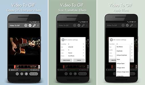 Video to GIF Premium Apk