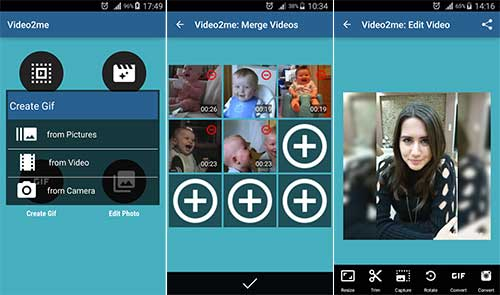 Video2me Pro Video Gif Maker Apk
