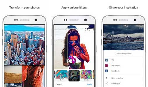 Vinci – AI photo filters Apk