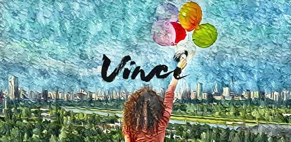 Vinci – AI photo filters Cover