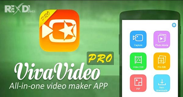 VivaVideo Pro Video Editor App for Android