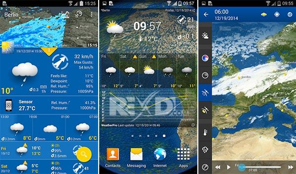 WeatherPro Premium Apk