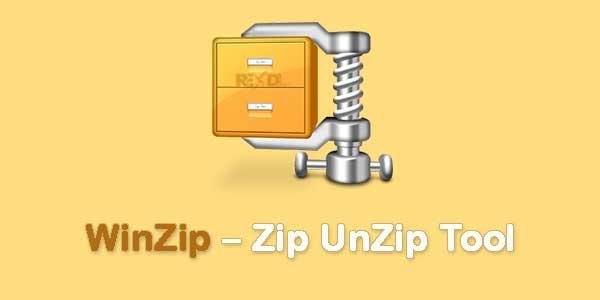 WinZip – Zip UnZip Tool