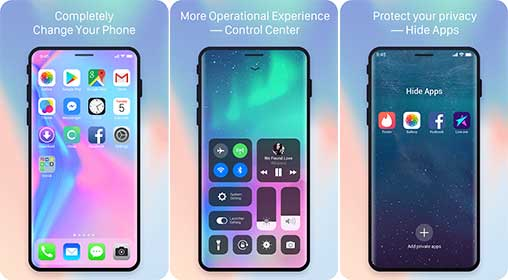 X Launcher Prime:Phone X Theme, IOS Control Center 1 1 4 Apk