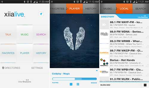 XiiaLive Pro – Internet Radio Apk