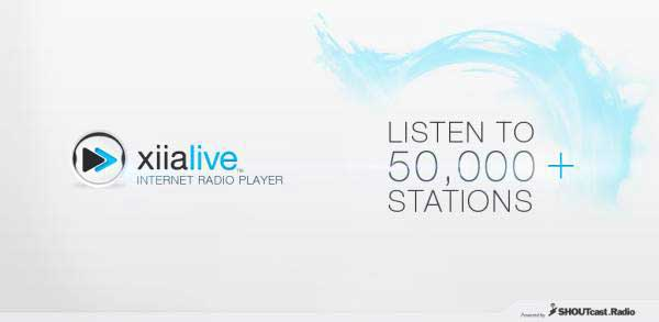 XiiaLive Pro – Internet Radio