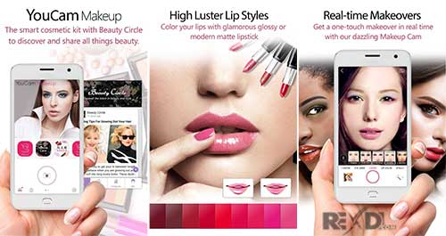 YouCam Makeup- Makeover Studio 5 44 3 Apk Android