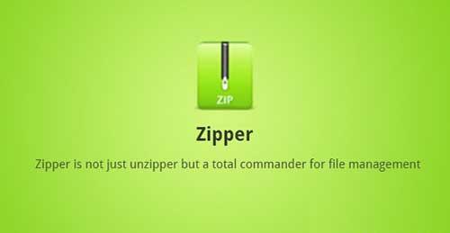 Zipper Polar Soft