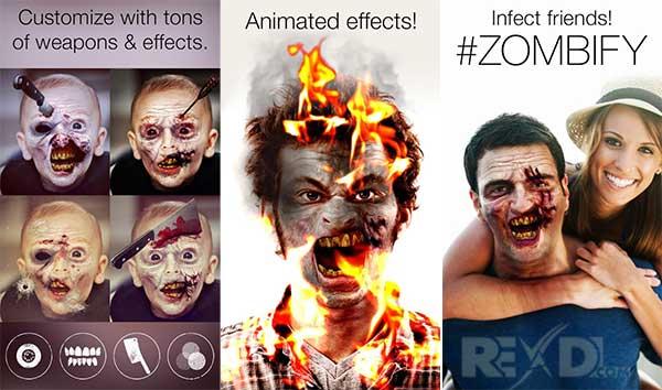 Zombify – Be a Zombie Apk