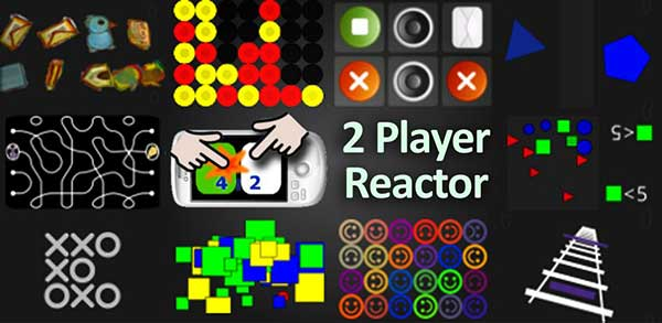 2 Player Reactor (Multiplayer)