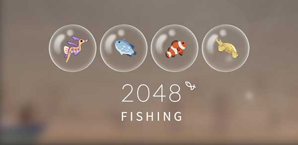 2048 Fishing Cover