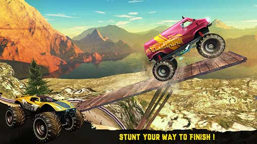 4X4 OffRoad Racer - Racing Games Apk