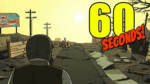 60 Seconds Atomic Adventure 1 27 5 (Full) Apk + MOD + Data Android