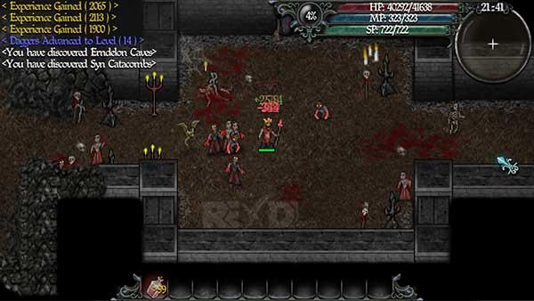9th Dawn II 2 RPG Apk