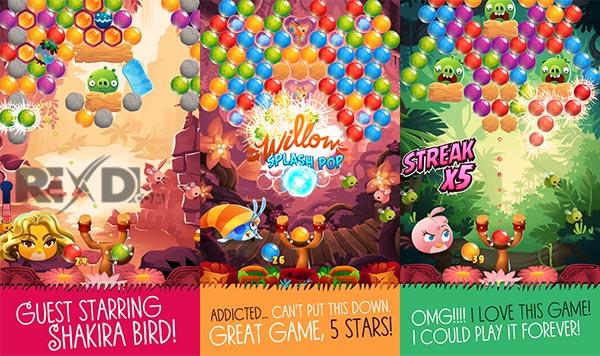 Angry Birds POP - Shakira Bird Apk