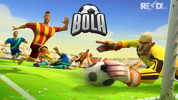 Disney Bola Soccer for Android
