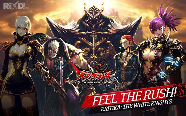 Kritika The White Knights
