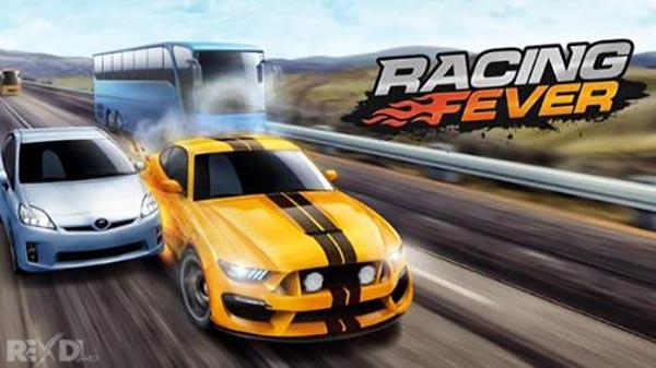 racing fever mod apk rexdl