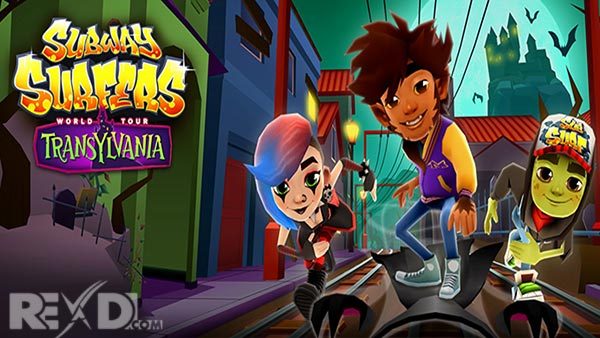 Subway Surfers Transylvania