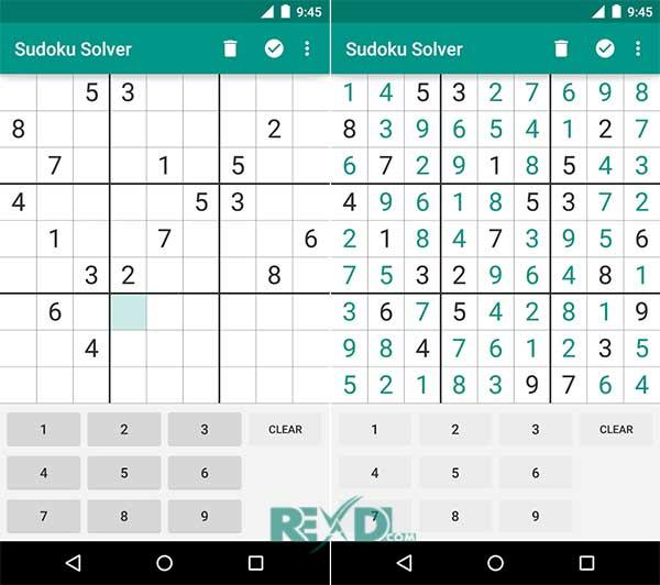 Sudoku Solver Apk