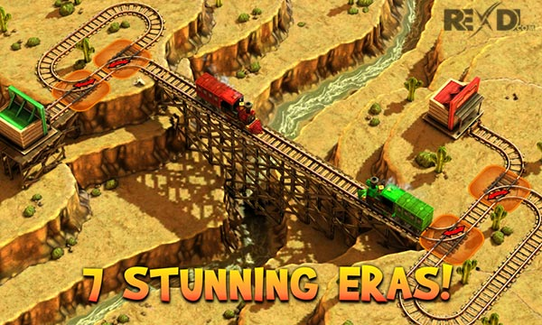 Train Crisis Plus Apk