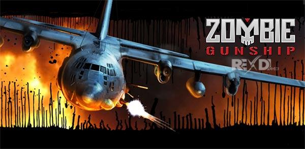 Zombie Gunship: Gun Dead 3D