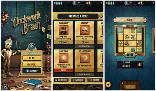 A Clockwork Brain Apk