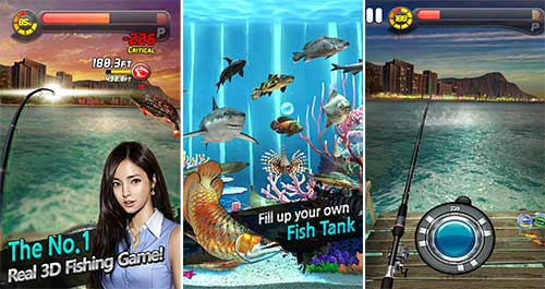Ace Fishing Wild Catch Apk