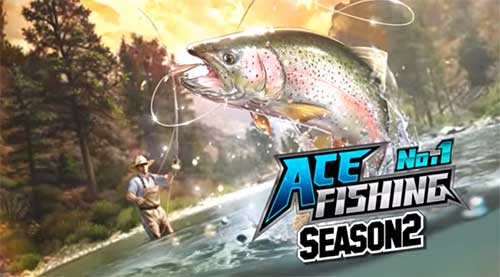Ace Fishing Wild Catch