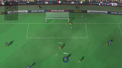 Active Soccer 2 DX Full Apk