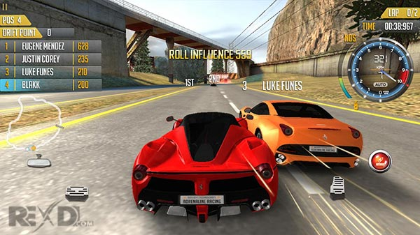 Adrenaline Racing Apk