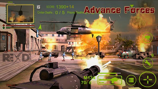 Advance Forces Android