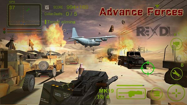 Advance Forces Apk