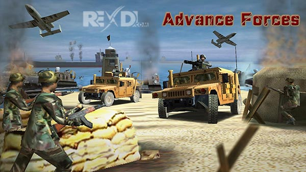 Advance Forces