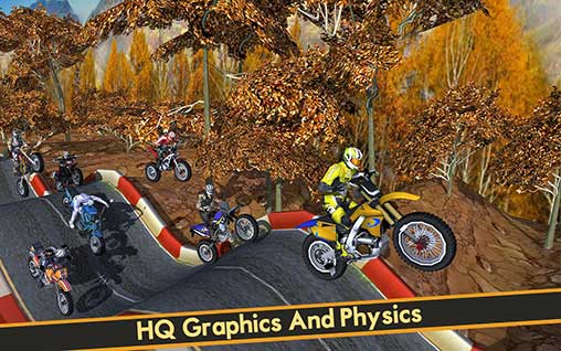 AEN Mad Hill Bike Trail World