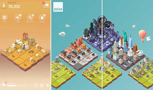 Age of 2048 Apk