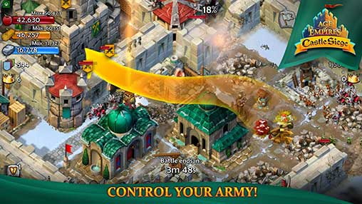 Age of Empires Castle Siege Apk