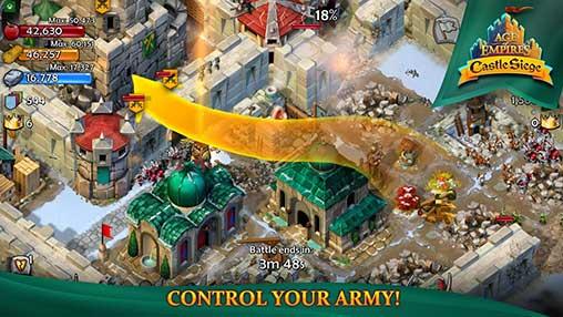 Age of Empires Castle Siege Apk