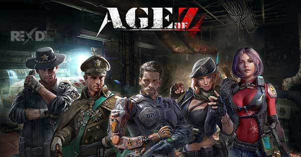Age of Z Cover