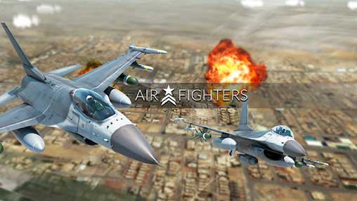 AirFighters 4 1 6 Apk + Mod Unlocked + Data for Android