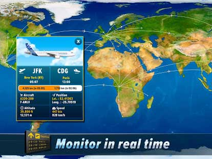 Airlines Manager - Tycoon 2019 Apk