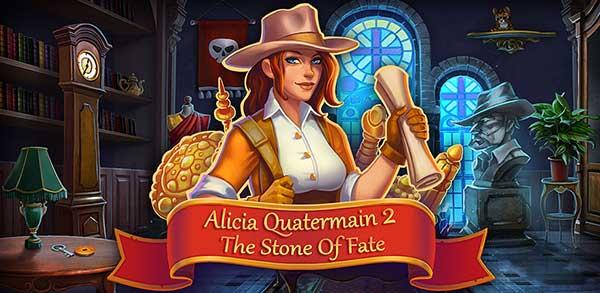 Alicia Quatermain 2 The Stone of Fate Data Android Apk Mod Revdl