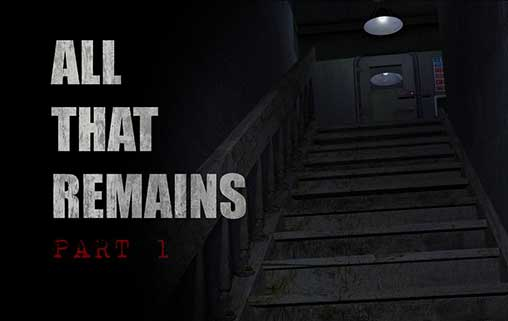 All That Remains: Part 1