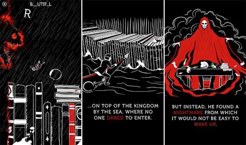 Allan Poe's Nightmare Apk