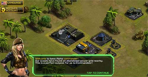 Alliance Wars Global Invasion Apk