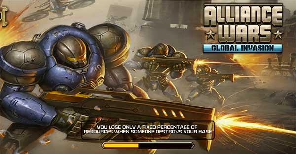Alliance Wars Global Invasion